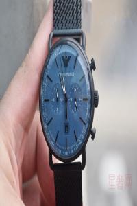 阿玛尼在手表界算什么档次 探讨Armani手表的定位