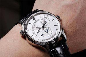 积家手表回收价格能和劳力士在一个起点吗