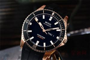 原价几千的美度手表回收还值不值钱