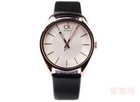 近两年大热的ck手表回收大概多少钱