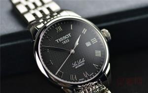 天梭手表可以拿去专卖店回收吗?