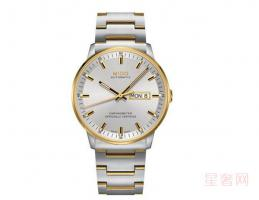 买来十年的美度手表回收价格是多少