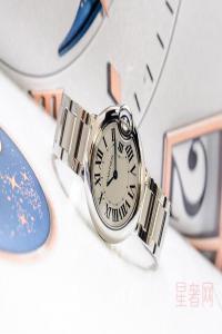 哪个地方回收二手手表价格更高
