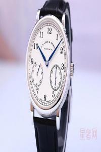 朗格腕表回收一般是国内公价的几折