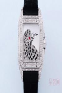 10万买的卡地亚手表卖二手可以卖多少钱