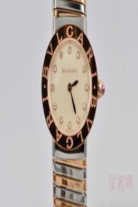 上门回收宝格丽手表很难实现吗