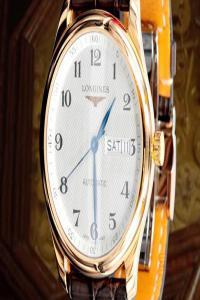 浪琴二手手表回收大概是原价的几折
