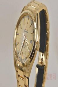 欧米茄纯金手表回收价格一般是多少