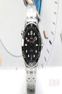 欧米茄手表回收价格值多少钱