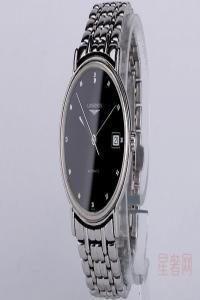 不想要的浪琴手表在专柜可以回收吗