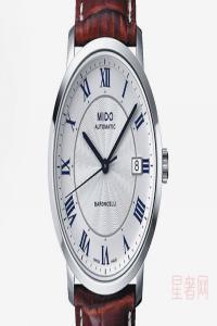 三千买的新手表回收给别人能卖多少钱