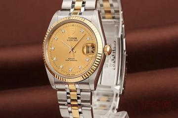 帝舵王子型机械手表回收是原价的几折