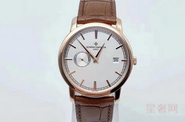哪里回收vc手表的价格更好一些