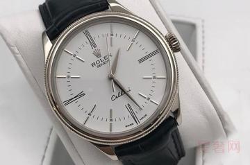 劳力士切利尼50509手表回收价格如何