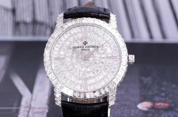 江诗丹顿82760手表回收一般是原价多少