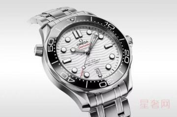 四万的欧米茄手表回收能卖多少钱