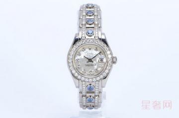 劳力士珍珠淑系列手表回收价格怎么样
