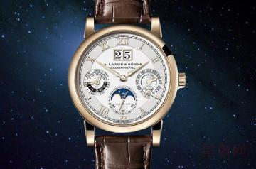 朗格二手手表回收一般能卖多少钱