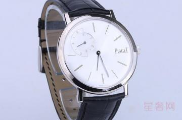 这个伯爵手表回收价格一般是原价的几折
