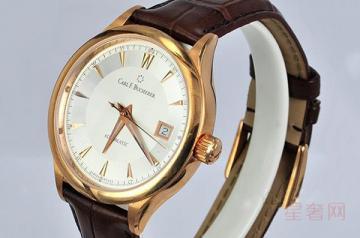 宝齐莱的手表选择哪里回收比较靠谱