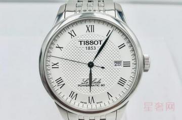 回收天梭手表是看哪些因素报价的