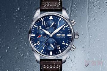 万国飞行员手表在回收中能卖多少钱