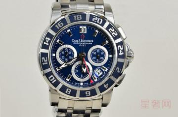 宝齐莱二手手表一般在原价的几折回收
