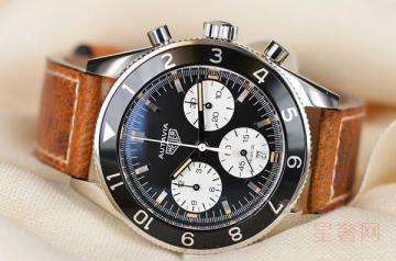 泰格豪雅手表回收价格表怎么样