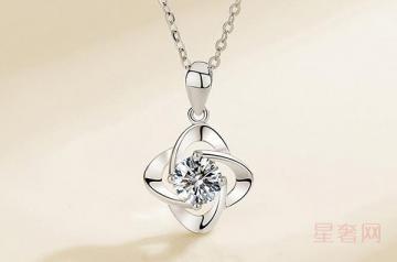 铂金钻石项链二手回收价格能卖多少钱