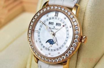 宝珀3663手表回收大概是什么价位