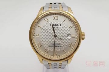 天梭机械手表回收价格一般是多少