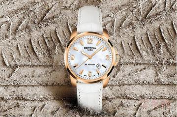 瑞士雪铁纳女士镀金手表回收多少钱