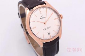 欧米茄蝶飞系列手表二手回收能卖多少钱
