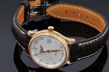 浪琴旧手表有回收的吗 二手价格怎么样