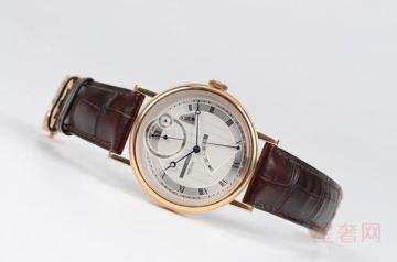 宝玑7637bR手表回收价格是原价多少