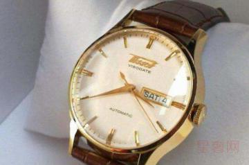 天梭唯思达手表二手回收多少钱