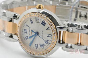 四万的浪琴手表可以在原价几折回收