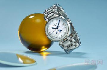 一万二浪琴女士手表回收价格是多少
