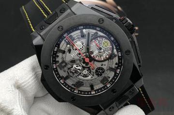 宇舶手表二手回收能卖多少钱