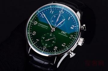 奢侈品二手手表回收一般是原价几折