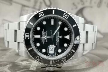 劳力士黑鬼手表回收价格怎么样