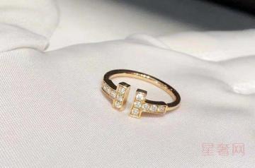 蒂芙尼玫瑰金戒指在哪里回收价格高