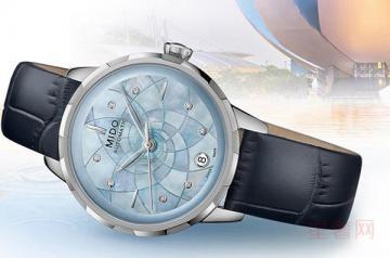 什么牌子的女士手表可以二手回收
