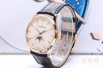 二手手表回收大概是原来的多少钱