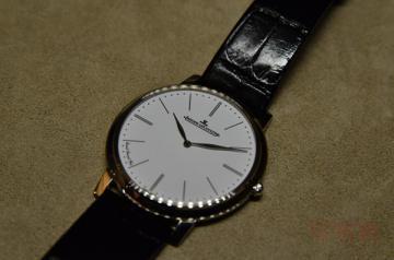 积家手表回收什么价格取决于自身