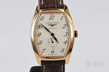 浪琴典藏二手手表回收能卖多少钱