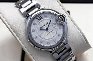 五万多的卡地亚手表回收能卖多少钱