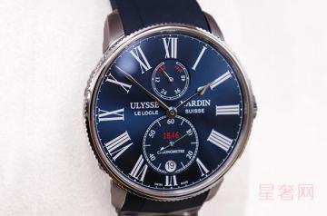 雅典手表怎么回收 二手行情如何