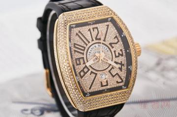法兰克穆勒手表回收吗 在哪里能顺利转卖
