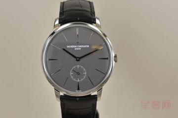 江诗丹顿传承手表回收一般能卖多少钱